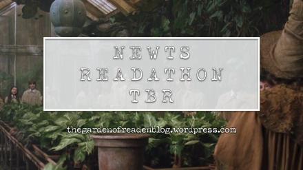 NEWTS readathon tbr